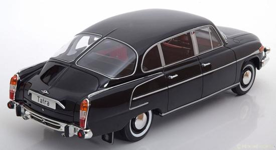Tatra 603 1968 Black 1-18 BOS Models Limited 1000 Pieces