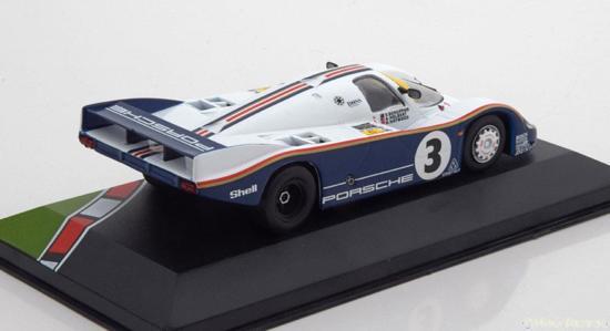 "Porsche 956 LH Sieger 24h Le Mans 1983 ""Rothmans"" Holbert 1-43 CMR Classic Models"