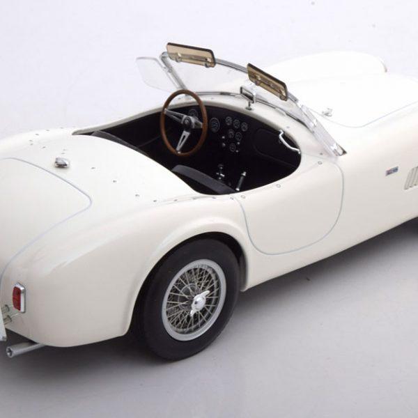 AC Cobra 289 1963 Wit 1-18 Norev