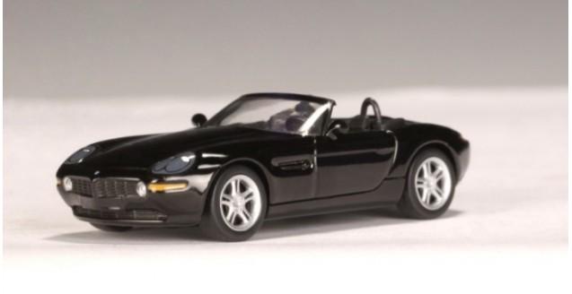 BMW Z8 1999 Zwart 1-64 Autoart