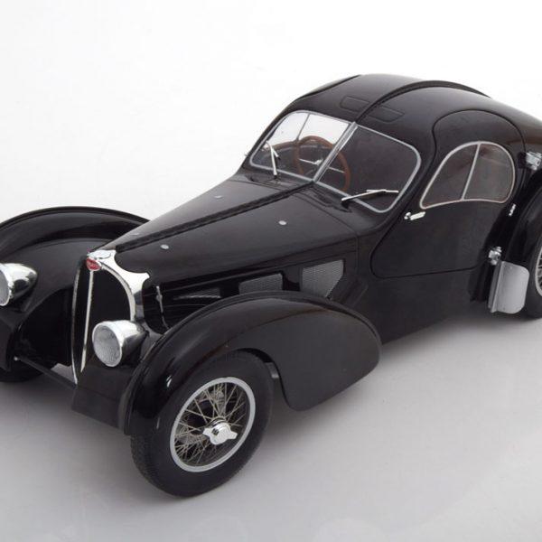Bugatti Type 57 SC Atlantic 1938 Zwart 1:18 Solido