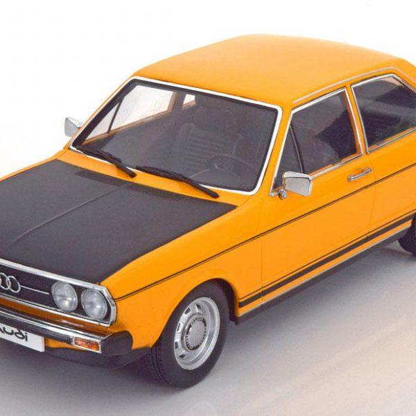 Audi 80 GTE Geel / Zwart 1:18 KK-Scale Limited 1500 Pieces