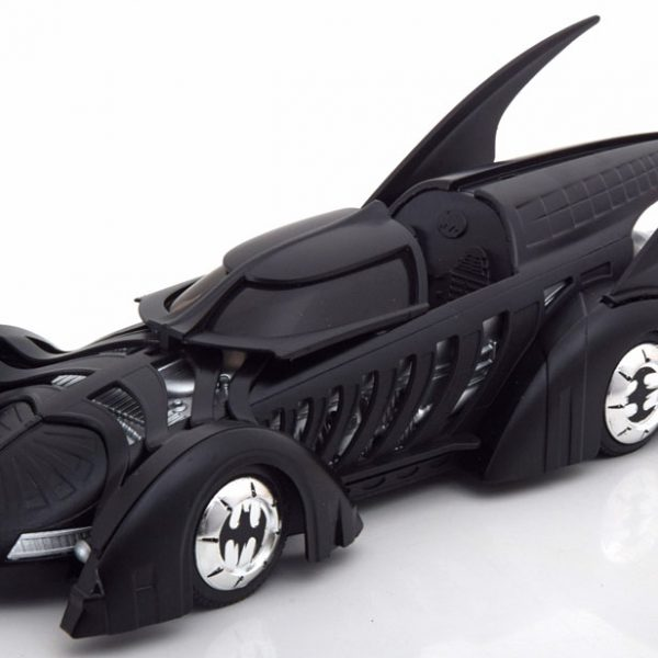 "Batmobile Batman ""Batman Forever"" 1995 Zwart 1-24 Jadatoys"