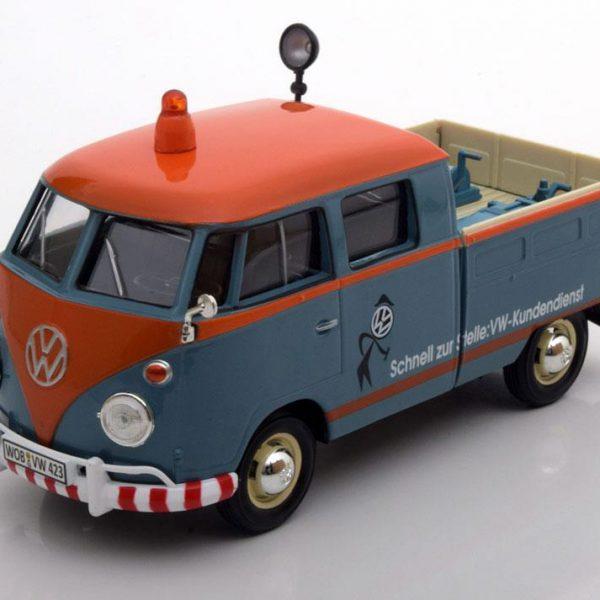 Volkswagen T1 Type 2 Pick Up VW Kundendienst 1-24 Motormax