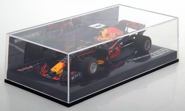 Red Bull TAG Heuer RB13 GP Australian 2017 Max Verstappen 1-43 Minichamps