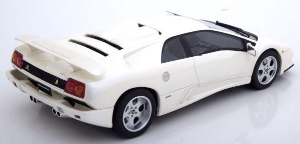 Lamborghini Diablo Jota SE30 1994 Wit GT Spirit with Kyosho Special 1-18 Limited 500 Pieces