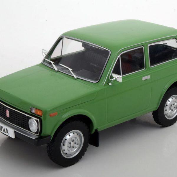 Lada Niva 1976 Groen 1-18 MCG Models
