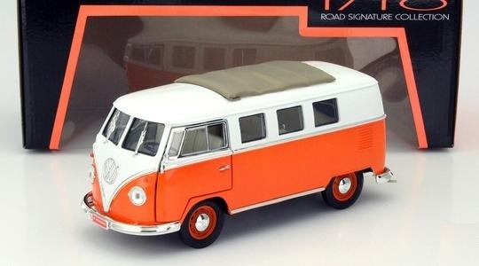 Volkswagen T1 Bus 1962 met Sliding Roof
