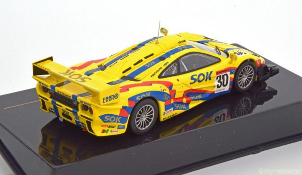 McLaren F1 GTR No.30, Super GT Motegi 2002 Okada/Kurosawa 1-43 Ixo Models