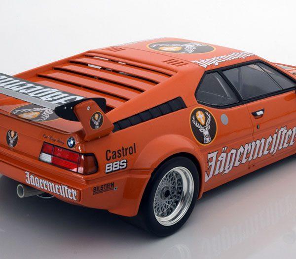 """BMW M1 Procar No.31, DRM Nürburgring 1982 """"König""""Jagermeister 1-12 Minichamps"""
