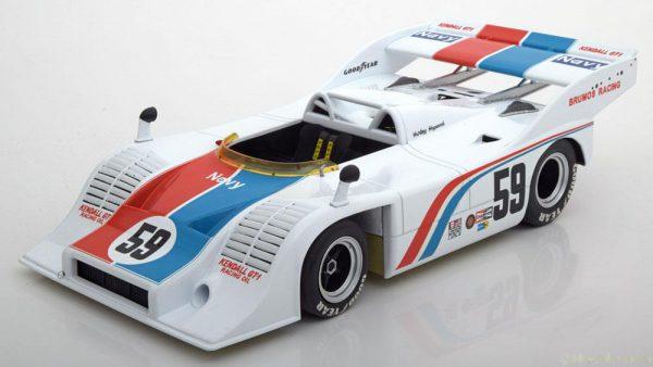 Porsche 917/10 Brumos Porsche #59 Can-Am Challenge Cup Mid Ohio 1973 1:18 Minichamps