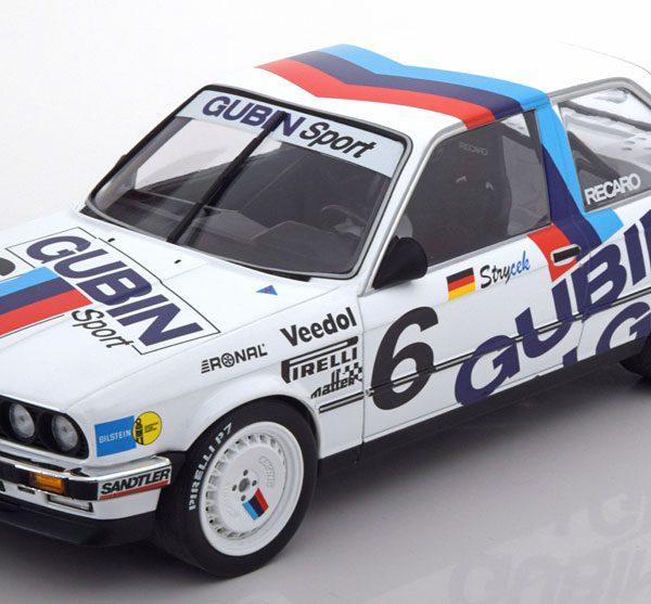 BMW 325i E30 No.6, DTM 1986 Strycek 1-18 Min ichamps Limited 350 Pieces