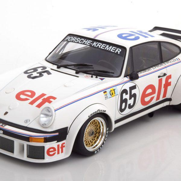 Porsche 934 No.65 24h Le Mans 1976 Wollek/Pironi/Beaumont 1:18 Minichamps Limited 336 pcs.