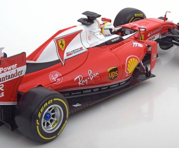Ferrari SF16-H Formula 1 Ferrari Racing 2016 Ray Ben