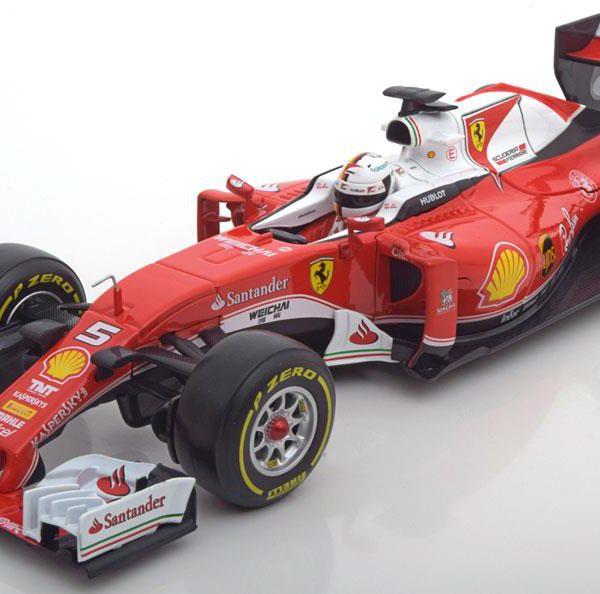 Ray-Ban Fahrer: Vettel Jahrgang: 2016