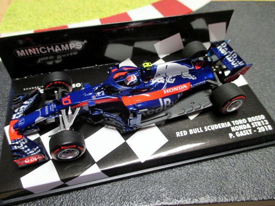 Red Bull Toro Rosso Honda STR13 P.Gasly
