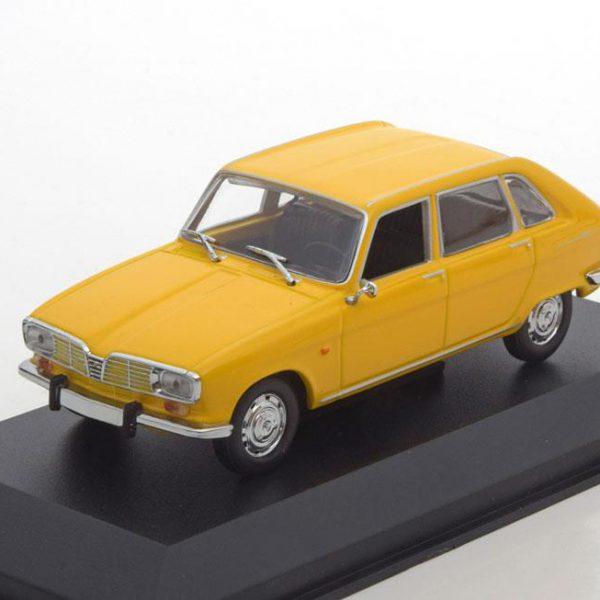 Renault 16 1965 Geel 1-43 Maxichamps