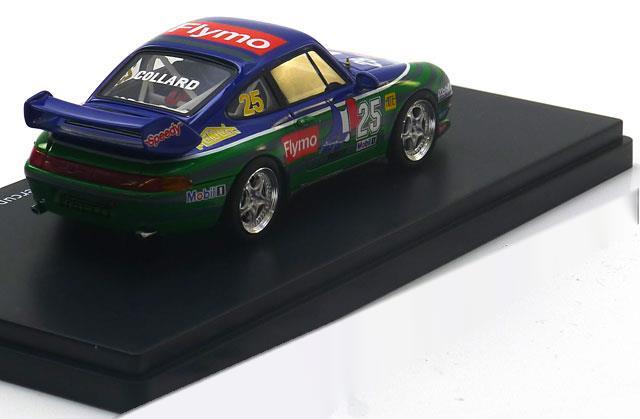 Porsche 911 (993) Cup 3.8 Sieger Porsche Supercup 1996 Collard 1-43 Schuco Pro R Limited 500 Pieces