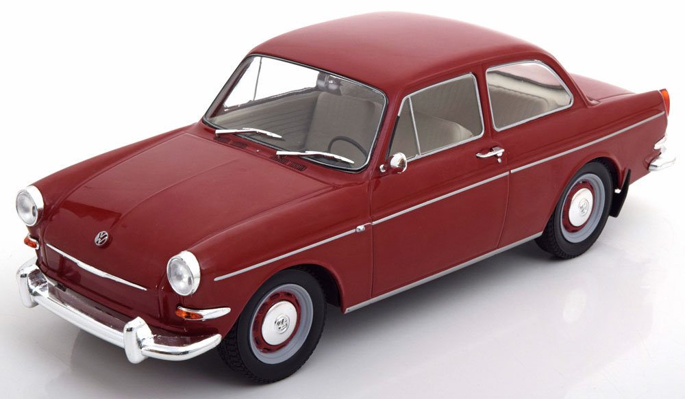 Volkswagen 1500 S Typ 3 Rood 1:18 MCG Models