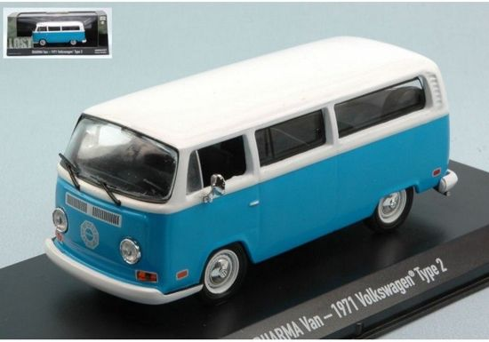 Volkswagen T2 Bus 1971 Lost