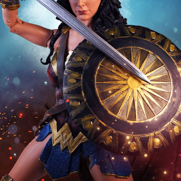 Wonder Woman Ultimate Collector's 1:4 Scale Action Figure Neca
