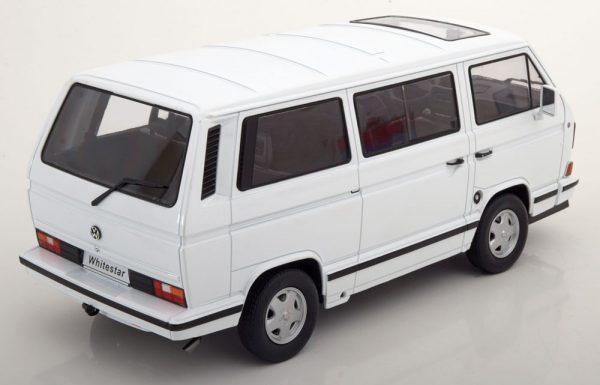 Volkswagen T3 Bus 1993 Whitestar 1-18 KK-Scale Limited 500 Pieces