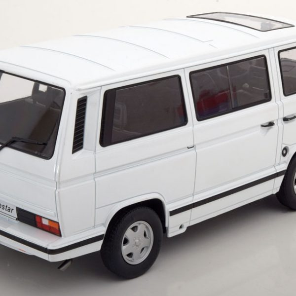 Volkswagen T3 Bus 1993 Whitestar 1-18 KK-Scale Limited 500 Pieces