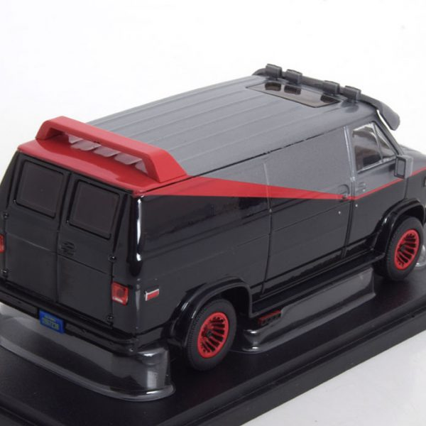 "GMC Vandura 1983 ""The A-Team ""TV Serie 1-43 Greenlight Collectilbes"