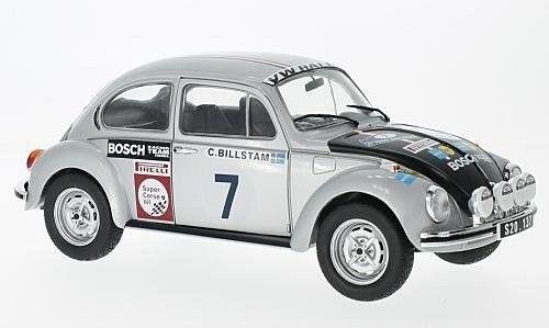 Volkswagen Kever #7 Rallye Akropolis 1973 Kallström 1:18 Solido