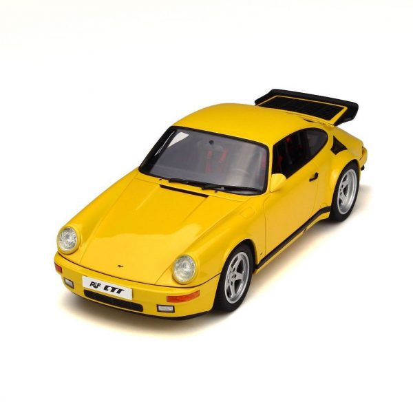 Porsche 911 RUF CTR Yellow Bird 1-18 GT Spirit Limited 2000 pcs.