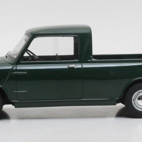 Austin Mini 850 Pickup Groen- Cult Scale Models 1:18