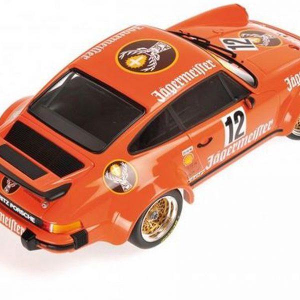 Porsche 934 H. Kelleners #12 Winner ADAC Eifelrennen DRM 1976 1:18 Minichamps