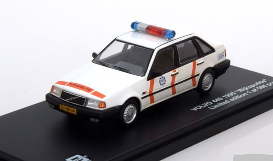 Volvo 440 Rijkspolitie 1990 1:43 Triple 9 Collection Limited 504 pcs.