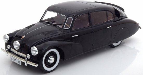 Tatra 87 1941 Zwart 1-18 MCG Models
