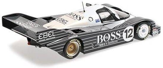 Porsche 956K No.12 200 Mile Nürburgring 1983 Kremer Racing Rosberg 1-18 Minichamps Limited 504 pcs.
