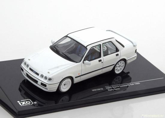 Ford Sierra Cosworth 4x4 1992 Wit 1:43 IXO-Models