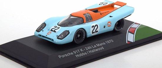 "Porsche 917 K No.22, 24h Le Mans 1970 ""Gulf ""Hobbs/Hailwood 1-43 CMR Classic Models"