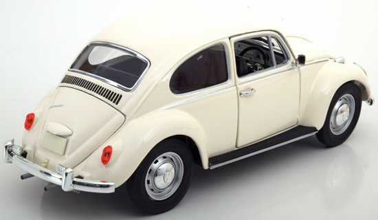 """Volkswagen Kever 1967 """"RHD""""Roomwit 1-18 Greenlight Collectibles"""