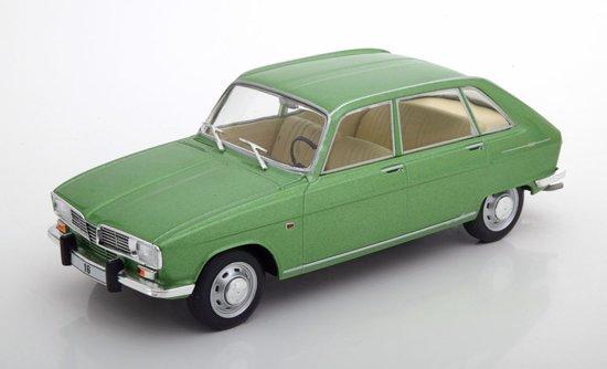 Renault 16 1965 Groen Metallic 1-24 Whitebox