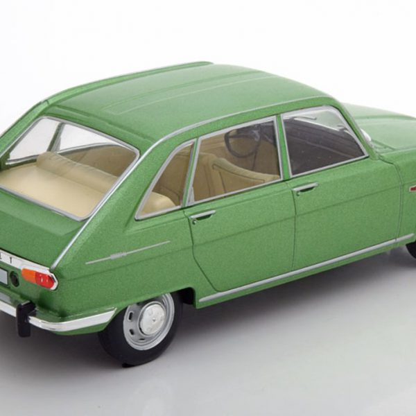 Renault 16 1965 Groen Metallic 1-24 Whitebox