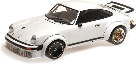 Porsche 934 1976 Wit 1-12 Minichamps