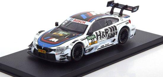 BMW M4 No.31, DTM 2017 Blomqvist 1-43 Herpa