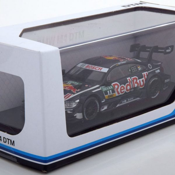 "BMW M4 No.11, DTM 2017 ""Red Bull "" Wittmann 1-43 Herpa"