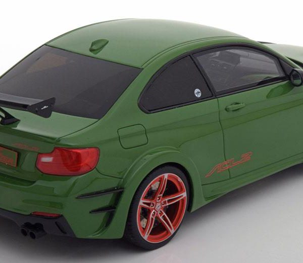 BMW AC Schnitzer ACL2 Groen 1-18 GT Spirit Limited 2000 pcs.