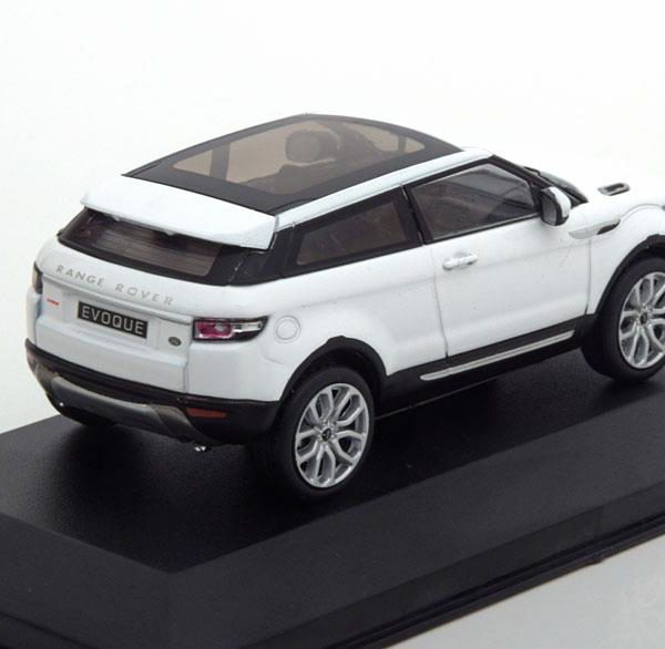 Range Rover Evoque Coupe 2011 Wit 1-43 Whitebox Limited 1000 Pieces