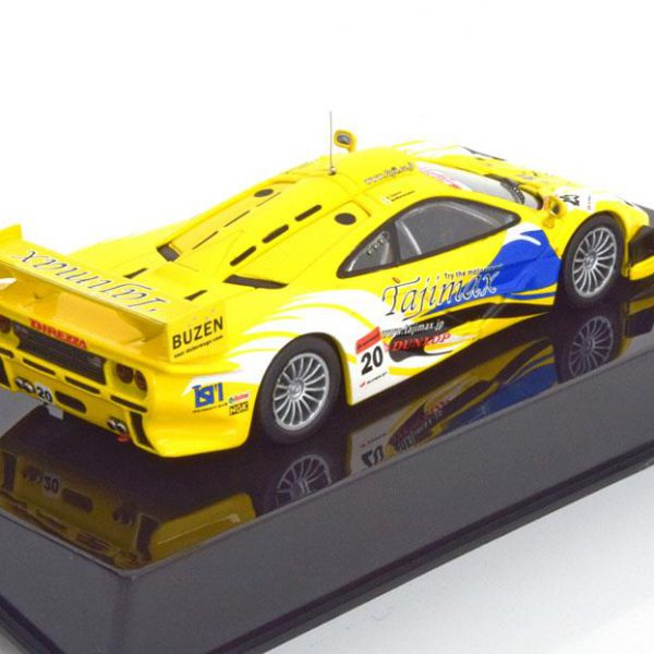 McLaren F1 GTR No.20, Super GT 500 Fuji 2005 Tajima/Hitotsuyama 1-43 Ixo Models