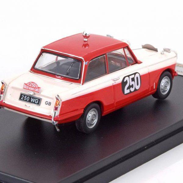 Triumph Herald Saloon #250 PremiumX 1-43 Rood / Beige
