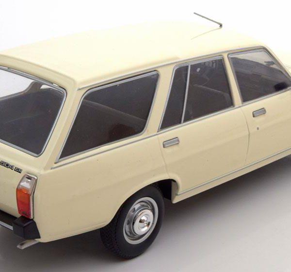 Peugeot 504 Break 1978 Beige 1-18 MCG Models Metal Limited