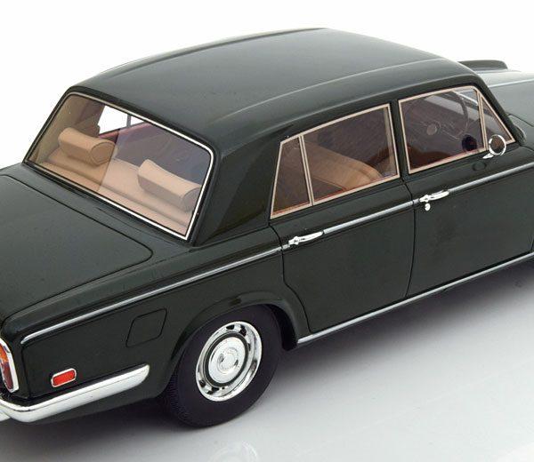 Rolls-Royce Silver Shadow RWB 1975 Groen Metallic 1-18 Cult Scale Models