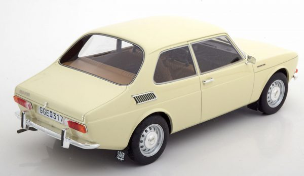 Saab 99 1971 Beige 1-18 BOS Models Limited 1000 Pieces